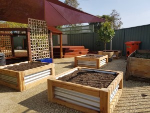 New toddler and nursery outdoor area 3 - Sept 2017